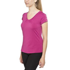 Columbia Shadow Time II t-shirt Dames roze
